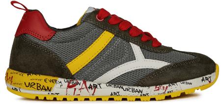 Geox Alben fiú cipő 32 színes