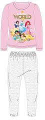 E plus M pidžama za djevojčice Princess