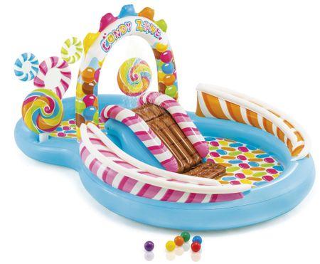 Intex 57149 Hrací centrum Cukrárna (Dětský bazén) - rozbaleno