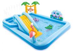 Intex 57161 napihljivi bazen Džungla
