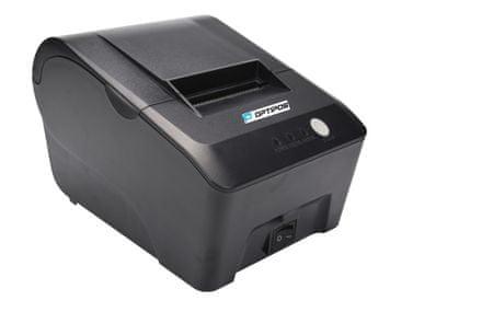 Optipos termalni POS tiskalnik Eco 58, namizni, USB