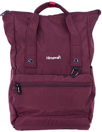 Art of Polo Damski plecak tr18563 .1 Dark czerwony