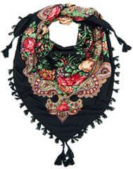 Art of Polo Damski szalik sz14237.16 Black