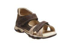 SANTÉ Zdravotná obuv detská N / 950/802/53/14 hnedá