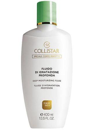 Collistar Mély hidratáló testfolyadékok (mély hidratáló Fluid) 400 ml