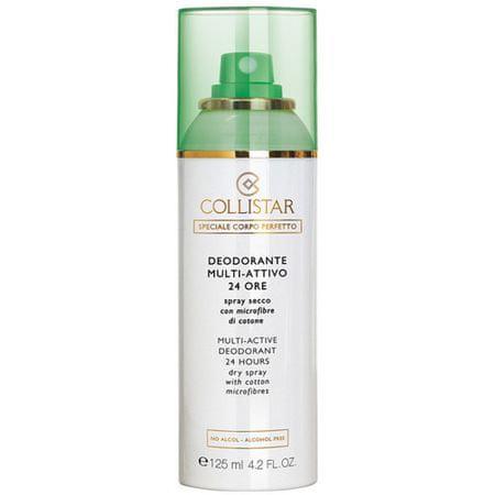 Collistar Dezodorant v spreji (Multi-Active dezodorant 24H Dry spray) 125 ml