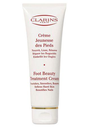 Clarins Tápláló lábkrém (Foot Beauty Treatment Cream) 125 ml