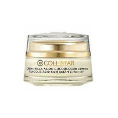 Collistar Pleť ový krém s kyselinou glykolovou Perfecta (Pure Actives Glycolic Acid Rich Cream Perfect Skin) 5