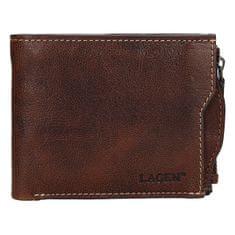 Lagen Moška denarnica 3909 Tan