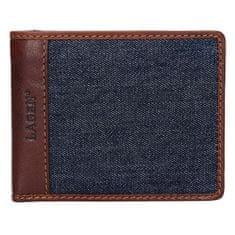 Lagen Férfi bőr pénztárca 3960