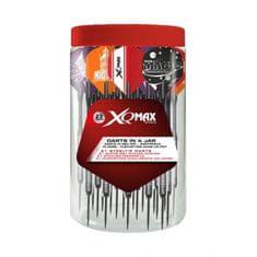 XQMax Darts Šípky Steel - Sada v plastovej škatuľke - 21 ks - 23g