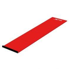 XQMax Darts Dart Mat Puzzle - Koberec k terču - 4 diely - červený