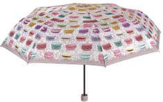 Blooming Brollies Női mechanikus összecsukható esernyő Fancy Cake Themed 25915C