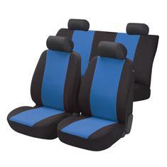 Walser Potahy sedadel na celé vozidlo Flash - modré