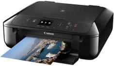 Canon višenamjenski tintni fotopisač Pixma MG5750, crni (0557C006AA)
