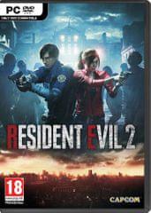 Capcom igra Resident Evil 2 (PC)