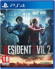 Capcom igra Resident Evil 2 (PS4)