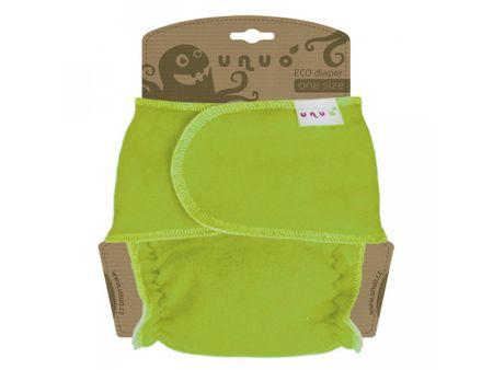 Unuo Novorodenecká chobotová plienka, zelená
