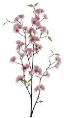 Kaemingk Dekoracja - kwitnąca wiśnia, jedwab - bladoróżowy