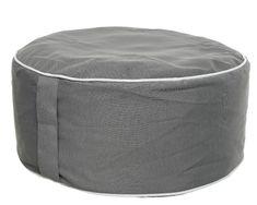 Kaemingk Kulatý sedací vak, šedý
