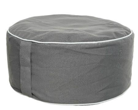 Kaemingk Okrúhly sedací vak, sivý