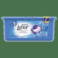 Lenor gel kapsule Spring Awakening 3v1, 28 kosov