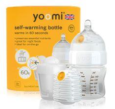 Yoomi 5oz Bottle/Warmer/Teat/Pod - Y15B1W1P