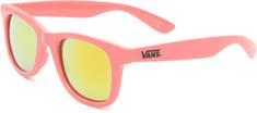 Vans ženska sončna očala Wm Janelle Hipster S Strawberry Pink Os