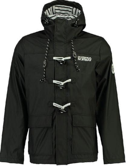 Geographical Norway pánská bunda Crunch S černá