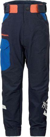 Didriksons1913 dětské kalhoty NISSAN 90 modrá/tmavě modrá