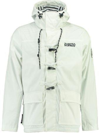 Geographical Norway férfi kabát Crunch S fehér
