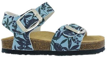 Primigi sandale za djevojčice s lišćem, 24, plave