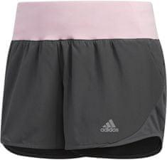Adidas szorty do biegania damskie Run It Short W