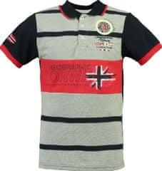 Geographical Norway męska koszulka polo Kerguelen
