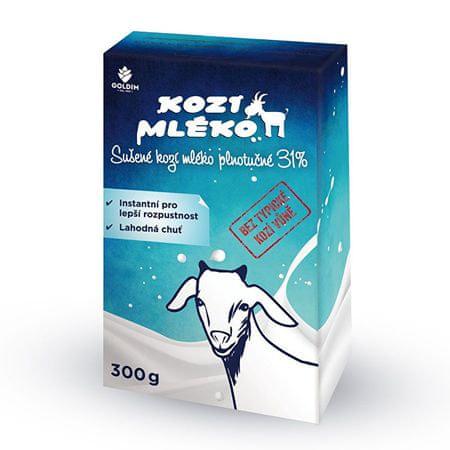 Kozí mléko sušené instantní 300 g