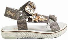 8c6e2a6f4cc3c Primigi dívčí sandály s kytičkami