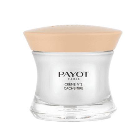 Payot Nawilżająca pielęgnacja przeciwstresowa w Rich Oil Cream Créme N ° 2 Cachemire 50 ml