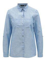 Dorothy Perkins světle modrá žíhaná košile
