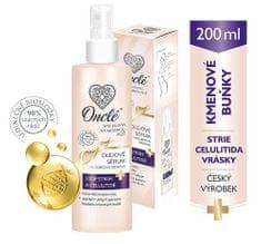 Onclé Luxusní olejové sérum s bio složkou kmenových buněk 200 ml