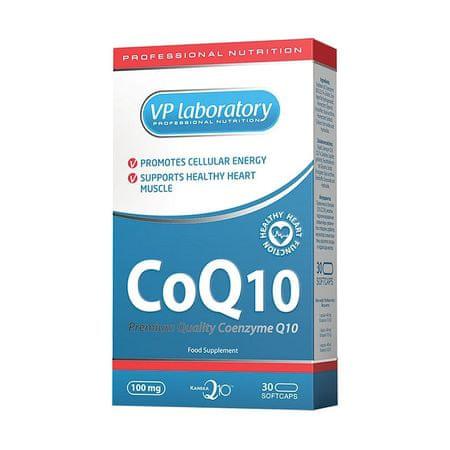 VPLAB CoQ10, 100 mg, 30 kapsul
