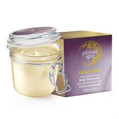 Avon Jasne krem do ciała z cząstkami złota i 200 ml oleju arganowego