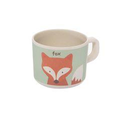 ZOPA Fox bambusz csésze
