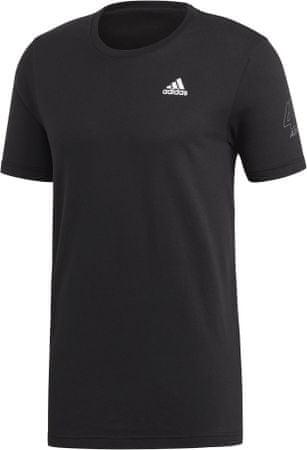 Adidas ženska majica s kratkim rukavima Sid 360 Adi Tee /Black, M, bijela / crna