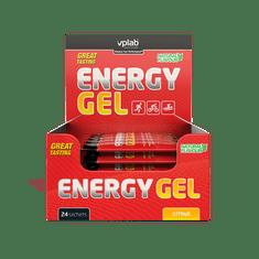 VPLAB Energy Gel, 24X41g, citrus, paket