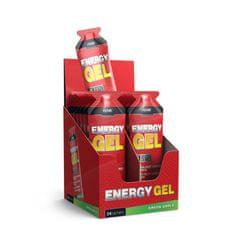 VPLAB Energy Gel + kofein, 24X41g, zeleno jabolko, paket