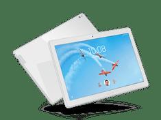 Lenovo Tab P10, 4GB/64GB, LTE, bílý (ZA450067CZ)