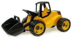 LENA Markolós traktor sárga-fekete
