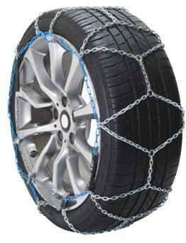 Veriga Sněhové řetězy PRO COMPACT 9-110, křížový vzor, 1 pár, pro osobní vozidla