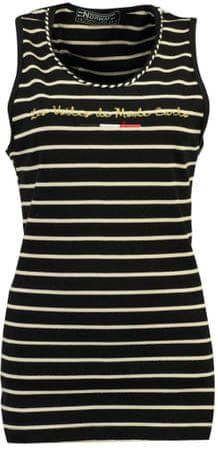 Geographical Norway ženska majica Jaradise, XL, črna