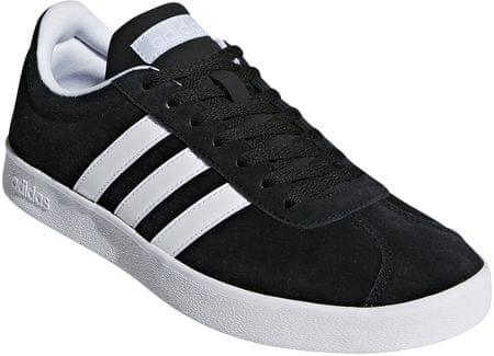 Adidas Vl Court 2.0 /Cblack/Ftwwht/Aerblu 37,3